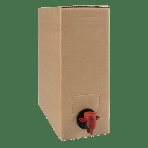 LT.5 BAG IN BOX ROSSO TERRE DI LUNA