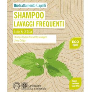 SHAMPOO LINO e ORTICA 500 ml