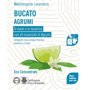 BUCATO AGRUMI LAVATRICE 1000 ml