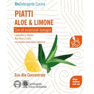 PIATTI ALOE & LIMONE 500 ml